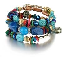 Εικόνα του Boho Βραχιόλι - Turquoise