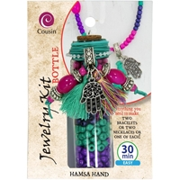 Εικόνα του Jewelry Kit In A Bottle - Hamsa Hand