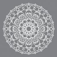 Εικόνα του Στενσιλ Americana Decor Stencil 30.5X30.5 -  Doily