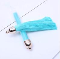 Εικόνα του Large Silk Tassel - Turquoise