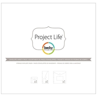 Picture of Project Life Big Envelope Pages - Variety Pack