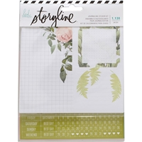 Εικόνα του Heidi Swapp Storyline2 Journaling Stickers - Botanical