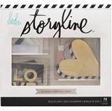 Εικόνα του Heidi Swapp Storyline2 Deck Of Days - Wedding