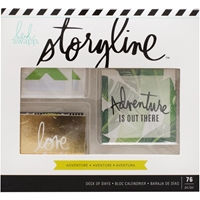 Εικόνα του Heidi Swapp Storyline2 Deck Of Days - Adventure