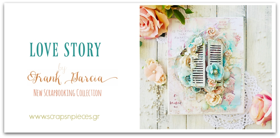 Love Stories Scrapbooking Collection