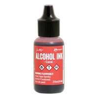 Picture of Tim Holtz Alcohol Ink - Coral