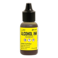 Picture of Tim Holtz Alcohol Ink - Dandelion