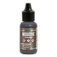 Εικόνα του Tim Holtz Alcohol Ink Mixatives για Μελάνι Οινοπνεύματος - Gunmetal