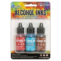 Picture of Tim Holtz Alcohol Ink Kit - Rodeo