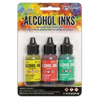 Picture of Tim Holtz Alcohol Ink Kit - Key West