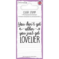 Εικόνα του Dovecraft Clear Stamp - Lovelier