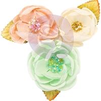 Εικόνα του Υφασμάτινα Λουλούδια Santa Baby - Cotton Candy Christmas