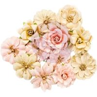 Εικόνα του Χάρτινα Λουλούδια Mulberry Santa Baby - Sprinkle & Sparkle