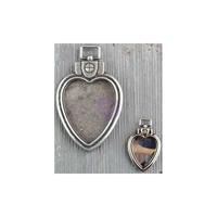 Εικόνα του Μεταλλικά Διακοσμητικά Finnabair Mechanicals - Heart Locket Pendants