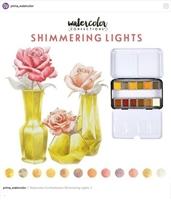 Εικόνα του Prima Marketing Watercolor Confections - Shimmering Lights