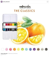 Εικόνα του Prima Marketing Watercolor Confections - The Classics