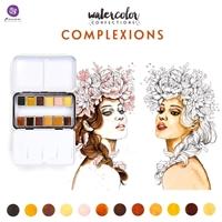 Εικόνα του Prima Marketing Watercolor Confections Σετ Ακουαρέλας - Complexion
