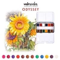 Εικόνα του Prima Marketing Watercolor Confections Σετ Ακουαρέλας - Odyssey