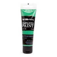 Εικόνα του Finnabair Art Alchemy Ακρυλικά Χρώματα Impasto - Bottle Green