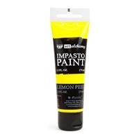Εικόνα του Finnabair Art Alchemy Ακρυλικά Χρώματα Impasto - Lemon Peel