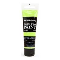 Εικόνα του Finnabair Art Alchemy Ακρυλικά Χρώματα Impasto - Green Apple
