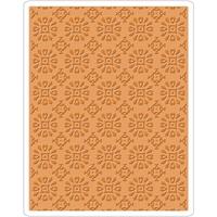 Εικόνα του Sizzix Texture Fades Embossing Folder By Tim Holtz - Rosettes