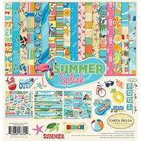 Εικόνα του Carta Bella Collection Kit 30.5X30.5 - Summer Splash