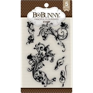 Picture of Σφραγίδες Bo Bunny - Fanciful Flourishes