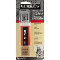 Εικόνα του General's Art Eraser Set - Σετ 3 Γόμες