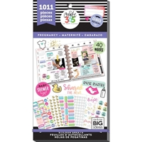 Εικόνα του Happy Planner Sticker Value Pack - Pregnancy