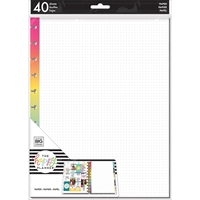 Εικόνα του Happy Planner Big Fill Paper - Dot Grid