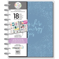 Εικόνα του Happy Planner 18-Month Dated Big Planner - Wellness