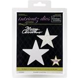 Εικόνα του Μήτρες Κοπής Intricutz Be Merry Die - Merry Layered Stars