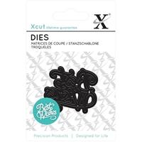 Εικόνα του Μήτρες Κοπής Xcut Mini Decorative Dies - Best Wishes