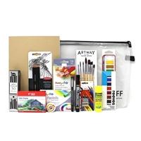 Εικόνα του The Ultimate Artist Kit - Κασετίνα Υλικών για Καλλιτέχνες