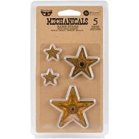 Εικόνα του Μεταλλικά Διακοσμητικά Finnabair Mechanicals - Barn Stars