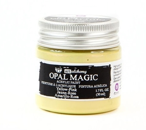 Picture of Art Alchemy Acrylic Paint - Opal Magic Yellow/Pink