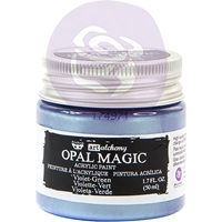 Εικόνα του Art Alchemy Acrylic Paint - Opal Magic Violet/Green