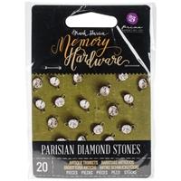 Εικόνα του Prima Frank Garcia Memory Hardware Stones - Parisian Diamonds