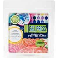"Εικόνα του Gel Press PolyGel Gel Plate 6""x6"""