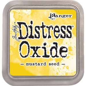 Picture of Μελάνι Distress Oxide Ink - Mustard Seed
