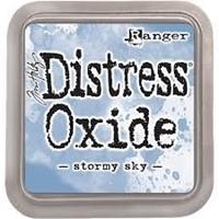 Εικόνα του Μελάνι Distress Oxide Ink - Stormy Sky