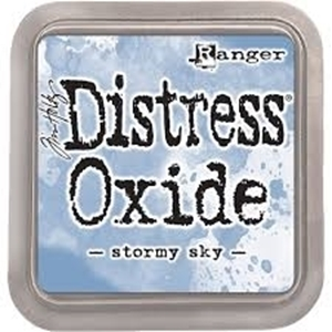 Picture of Μελάνι Distress Oxide Ink - Stormy Sky