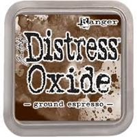 Εικόνα του Μελάνι Distress Oxide Ink - Ground Espresso