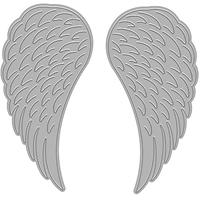 Εικόνα του Hero Arts Paper Layering Dies - Angel Wings