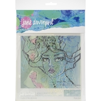 Εικόνα του Jane Davenport Artomology Stencils - Flower Girl