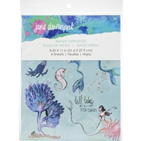 Εικόνα του Jane Davenport Artomology Washi Sheets - Washi Mermaids