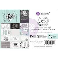 """Εικόνα του Flirty Fleur Journaling Cards Pad 4""""X6"""""""