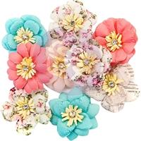 Εικόνα του Misty Rose Mulberry Paper Flowers - Walden
