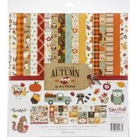 """Εικόνα του Echo Park Collection Kit 12""""X12"""" - Celebrate Autumn"""